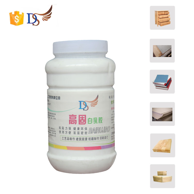 Quick drying Pvac Emulsion hs code Adhesive