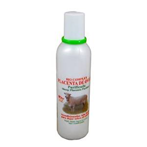 Dominican Hair Product Placenta de Ovejo (Sheep Placenta) 8oz by Bio Complex