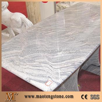 China Juparana White Granite Stone Tops Kitchen Island Table Buy