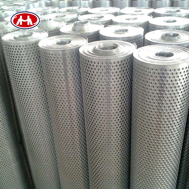 wholesale made in China Alibaba 2 mm perforated metal plates For sale