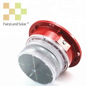 LED optical lens surface mount marine lights