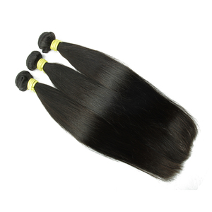 JP Hair Machine Made Weft Real Human Hair Cheap Price Silky Straight Remy Hair Weft