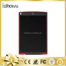Graphics Drawing Tablet 12' Kids LCD Writing Memo Board + Stylus (ABS Frame)+ Replaceable Battery
