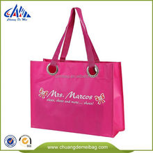 China Best Selling Uk laminated PP Non-Woven fabric pictures printing foldable and reusable and flexible shopping tote Bag