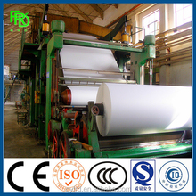 China newspaper/A4 copy/culture paper/writting and print paper making machine for sale