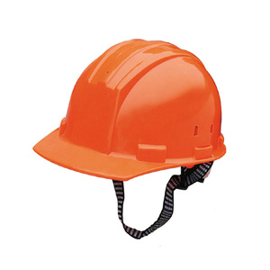 CE EN397 spanish style PE material safety hard hat with knob