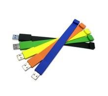 Mmeoria Usb 32GB 64GB 128GB Bracelet Pendrive 1TB 2TB Pen Driver 16GB Flash Drive Usb Stick Memory Stick 1yearwarranty 2.0 Gift