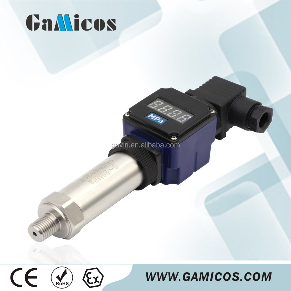 GPT204 Electric Gas Pressure Transmitter