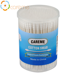 Mini Slim Cotton swabs Thin Paper Stick Cotton Buds
