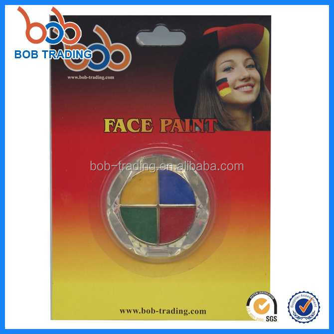 brand ODM Germany series face paint sticks natural herbal ingredients face paint