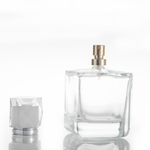 brand new luxury 50ml 60ml 75ml perfume glass bottle amde in china for essencial oil and perfume filling