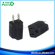 Hot selling oem cixi useful high level japan plug adapter