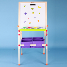 Multifunctional Wood Easel White Board