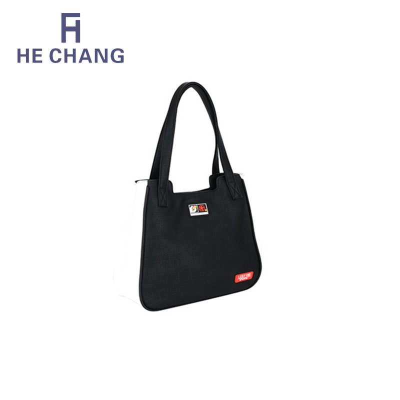 High quality design personalize foldable polyester shopping bag