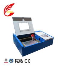 SH-K40 Rubber Stamp Laser Engraving Machine Mini 40w cnc