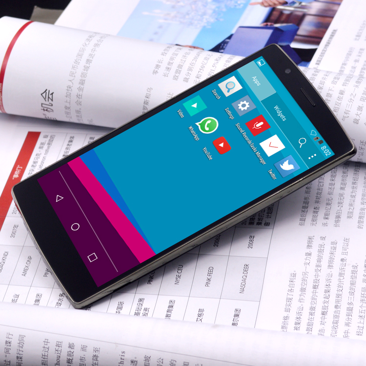 4.5in Screen Android 4.2.2 MTK6572 Dual Core Mobile Phones