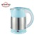 1.8 Liter Electric Tea Kettle Half 304 Stainless Steel Body Fast Boiling Cordless Hot Water Kettle 1500W