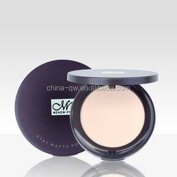 Menow F13006 Make up foundation of compact powder cosmetics use