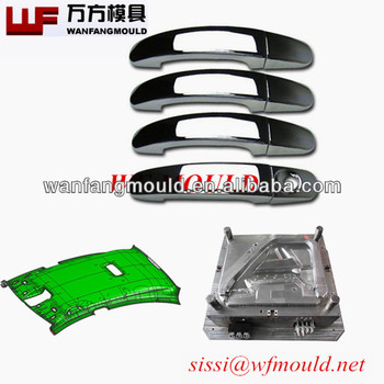 Custom Design Plastic Car Interior Parts Molds Auto Exterior Decorative Part Moulds China