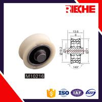 crankshaft tensioner small nylon price block pulley wheels with bearings