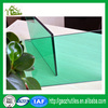 Grade A excellent light transmitting double colors roofing panels solid flat polycarbonate sheet
