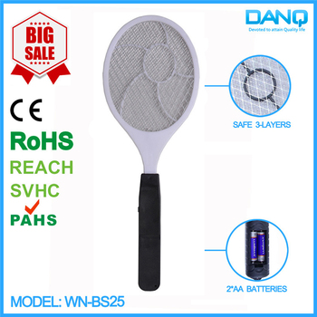 Wn-bs25 Mini And Low Price Electric Mosquito Swatter Bug Zapper Fly Zapper  - Buy Bug Zapper Lowes,Electric Mosquito Swatter,Fly Zapper Product on