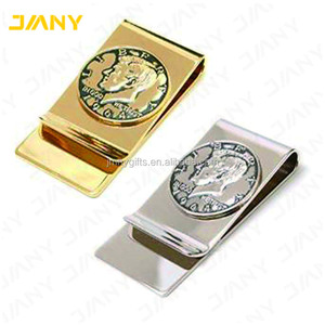 Good Quality Money Clip With Coin Holder