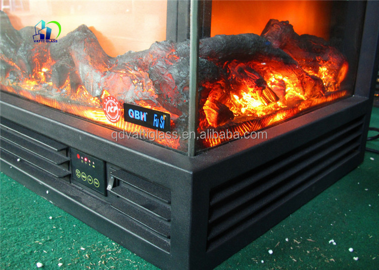 Fireplace Furnace Ceramic Glass Door Heat Resistant Fire Proof Glass For Fireplace Buy