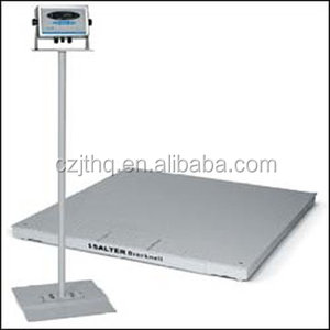 1.2m*1.2m Digital Weighing Floor Scale