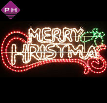 Merry Christmas Led Lighted Sign, Merry Christmas Led Lighted Sign ...