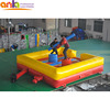 Popular inflatable outdoor fighting boxing ring game/inflatable fighting arena for sports