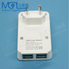 OEM mini multiple 5v usb more 4 ports led usb charger/power adapter/wall charger