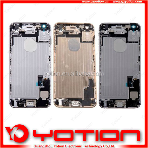 Top quality housing for iphone 5 replace to 6 mini