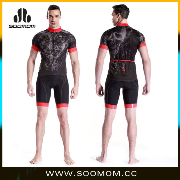 2016 choice bright color cycling short sleeves jersey male 3D cut comfort slim and feel free suitable for leisure riding clothes