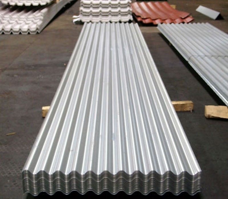 Ppgi Corrugated Zink Roofing Sheet Galvanized Steel Price