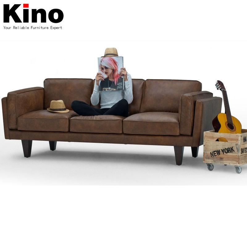 Modernen europ ischen stil kernleder chesterfield sofa gro f r alle leder wohnzimmer m bel Sofa aufblasbar