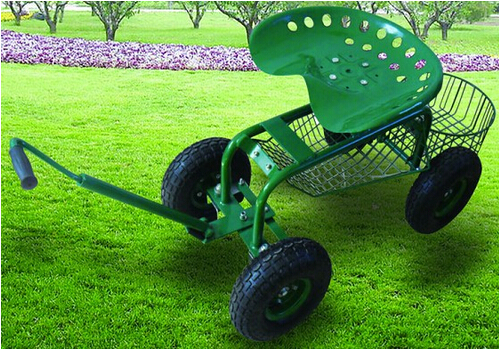 Good Gardening Rolling Work Seat Buy Garden Cart With SeatGarden