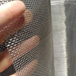 High strength 0.5mm stainless steel sieve mesh