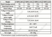2016 Worldwide 20a Bsv20a 12v 24v Solar Charge Controller Solar ...