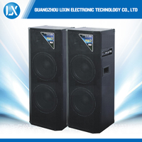 New fashion 10 inch powered subwoofer bluetooth stage speaker