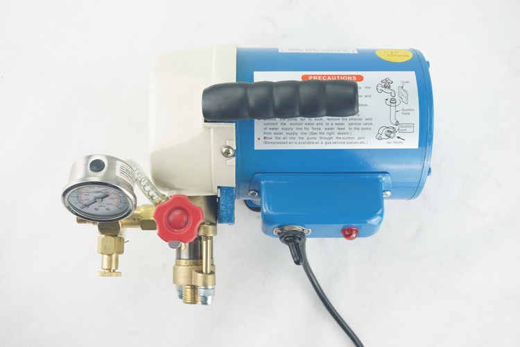 DSY-60 China Manufacturer Professional 250W Electric Pressure Testing Pump