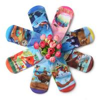 New design Wholesale Baby Socks Boy Girl Cartoon Cotton Socks with low price