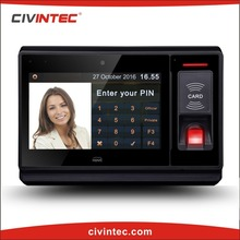 0.9USD Cloud-based Biometric Time Attendance Software System with TCP/IP, WiFi/3G (uTouch)