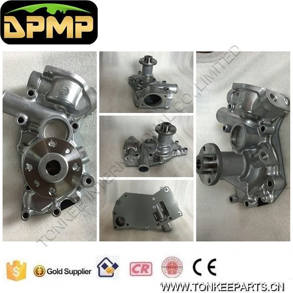 ORIGINAL BTK 8-98098662-1 ZX55 4LE2 WATER PUMP