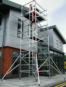 Mobile Scaffolding Tower, Mobile Scaffolding Tower Suppliers and