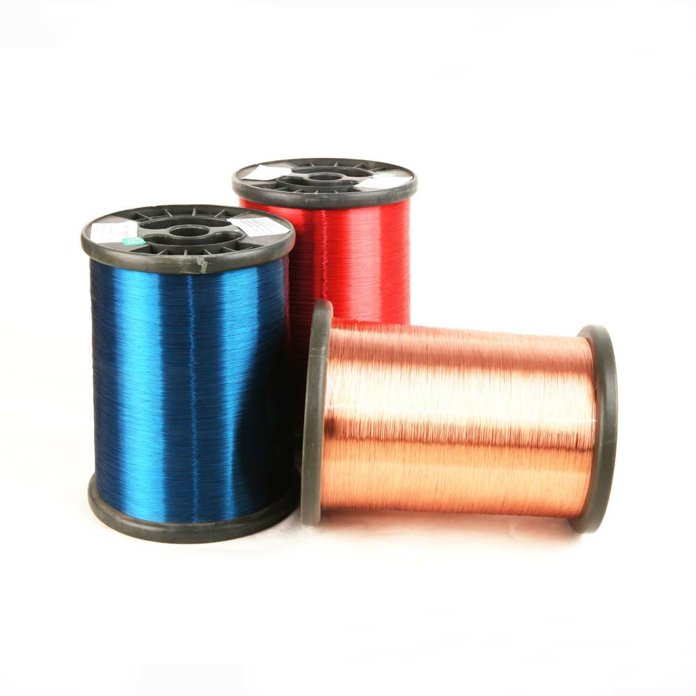 Best Sell Uew Enameled Copper Wire For Motor Winding - Buy Enameled ...