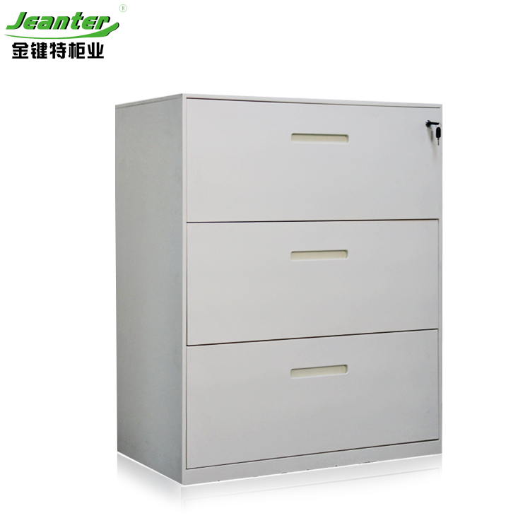 modular Furniture Office Storage Knock Down large 4 layers steel lateral filing cabinet