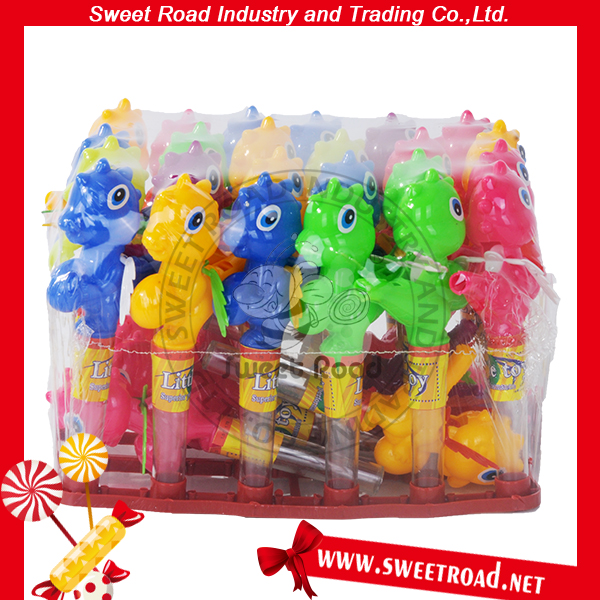 Cheap Plastic Horse Toy Candy