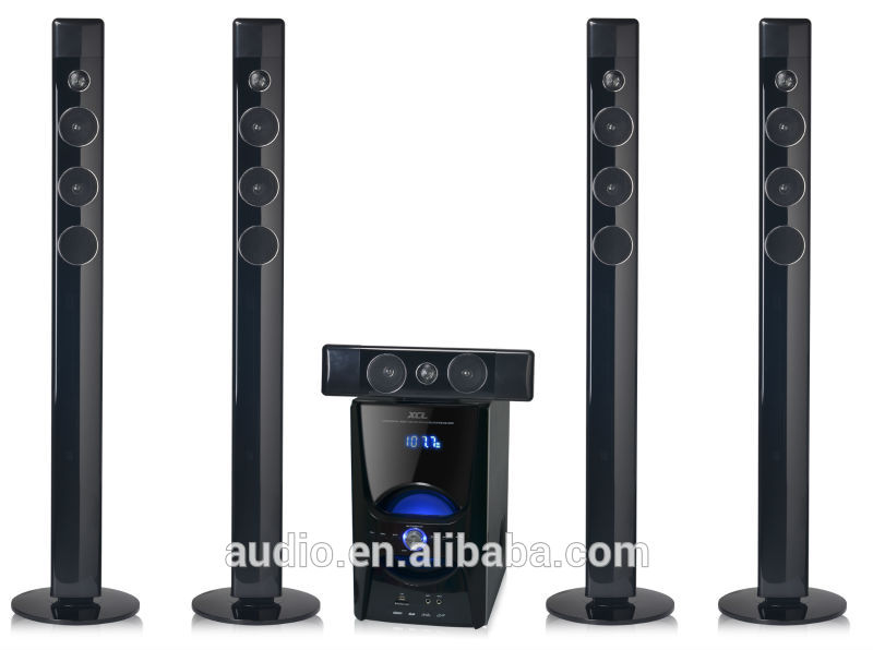 home theater tower speakers. 5.1 home theater tower speaker box speakers o