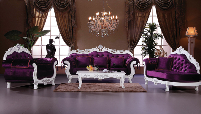 Victorian Style 1+2+3 Sofa Furniture Antique Furniture ...